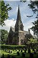 SJ7576 : St John the Evangelist's Church, Toft by Brian Deegan