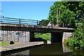 SP1090 : Troutpool Bridge, Birmingham and Fazeley Canal by David Martin