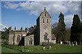 SK1350 : Church of the Holy Cross, Ilam by Brian Deegan