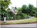 SX9371 : Thatched cottage and pond on Marine Parade, Shaldon, Devon by Derek Voller