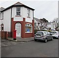 SS8377 : Former Newton Post Office, Porthcawl  by Jaggery