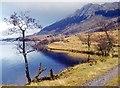 NN4984 : Lochan na h-Earba by Alan Reid