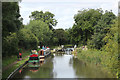 SP5565 : Lock at Grand Union Canal and Oxford Canal by Oast House Archive