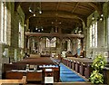 SJ8969 : Church of St James the Great, Gawsworth by Alan Murray-Rust
