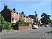 SJ8652 : St Michael's Road, Chell by David Weston