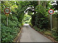 TQ4358 : Berry's Green Road, near Biggin Hill by Malc McDonald