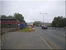 ST8557 : County Way, Trowbridge by David Howard