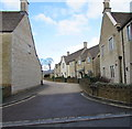 SP0102 : Mill Place, Cirencester by Jaggery