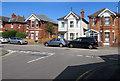 SZ1593 : Fairfield houses, Christchurch by Jaggery
