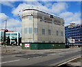 ST5972 : Fake exterior on the former George Railway Hotel, Bristol by Jaggery