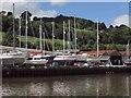 SX8059 : Baltic Wharf by Derek Harper