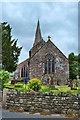 SO5005 : St Nicholas, Trellech by Philip Pankhurst