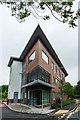 SJ6088 : Golden Gates Housing Trust, Warrington : Week 34