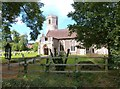 TM0375 : The parish church of St. Mary, Rickinghall Inferior, Suffolk : Week 35