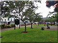 J4569 : Town Square by Mick Garratt