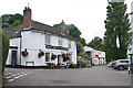 Dist:0.3km<br/>The Ship Inn at the junction on Church Road with Cofton Hill.