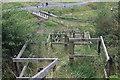 SO1708 : Overgrown steps, Central Valley, Ebbw Vale : Week 36