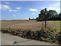 TR3448 : Public footpath to Ringwould by Hugh Craddock