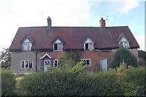 SJ6045 : Derelict cottages by Garry Lavender-Rimmer