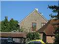 TQ5328 : Oast House at Haywards Farm, Steep Road by Oast House Archive