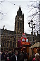 SJ8398 : Manchester Town Hall by N Chadwick