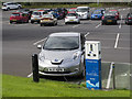 J4280 : E-car charge point, Cultra by Rossographer