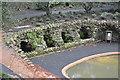 TQ5840 : Grottoes, Grosvenor Lake by N Chadwick