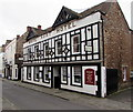 ST5445 : White Hart Hotel, Wells by Jaggery