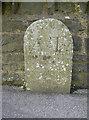 ST6263 : Pensford marker stone by Neil Owen