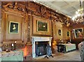 ST2885 : The Brown Room, Tredegar House, Newport by Derek Voller