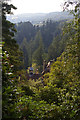 NU0702 : Cragside House from above by Christopher Hilton