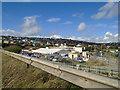 TQ3801 : Saltdean Lido redevelopment starting by Paul Gillett