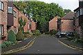 TL4457 : Champneys Walk by John Sutton
