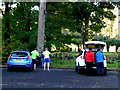 H4772 : Activity at Cranny car park by Kenneth  Allen