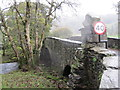 NY3605 : Bridge over the River Rathay by Les Hull