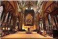 SK9771 : Cathedral nave : Week 42