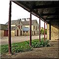 TL4751 : Stapleford Granary by John Sutton