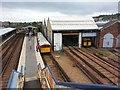 SZ5991 : St John's Rd. Station by Phil kemp