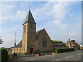 NS8052 : Overtown Parish Church by Peter Wood