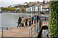 ST5772 : Ferry queue by Anthony O'Neil