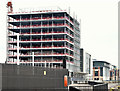 J3474 : CQ2, City Quays, Belfast - October 2016(4) by Albert Bridge