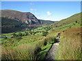 SH5655 : The Snowdon Ranger Path by Jeff Buck