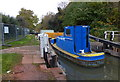 SP5798 : Closure of Dunn's Lock No 34 for repairs by Mat Fascione