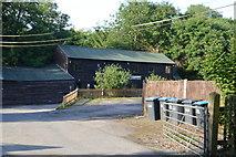 TQ3226 : Mill by Copyhold Lane by N Chadwick