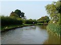 SJ6770 : Trent & Mersey Canal, between bridges 178 and 179 by Christine Johnstone