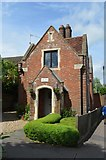 TQ5243 : Latymer Lodge by N Chadwick