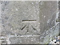 This can be found on the wall of the Community Centre (former church) in Chirnside. For more detail see : http://www.bench-marks.org.uk/bm80354