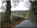 SJ5056 : Downhill on Bolesworth Road by JThomas