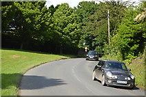 TQ5446 : Hildenborough Rd, B2027 by N Chadwick