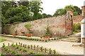 ST7734 : Garden walls, Stourhead by Derek Harper